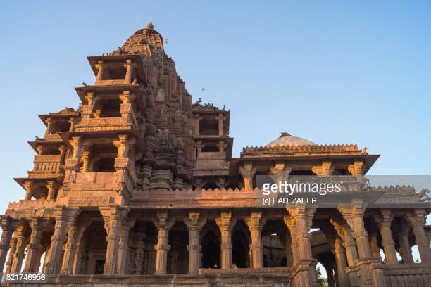 Mandore Garden Temples and Cenotaphs | Jodhpur | Rajasthan | India