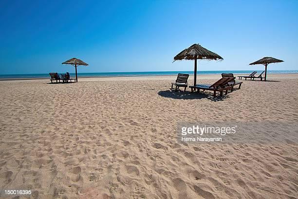 mandvi beach - hema narayanan stock pictures, royalty-free photos & images