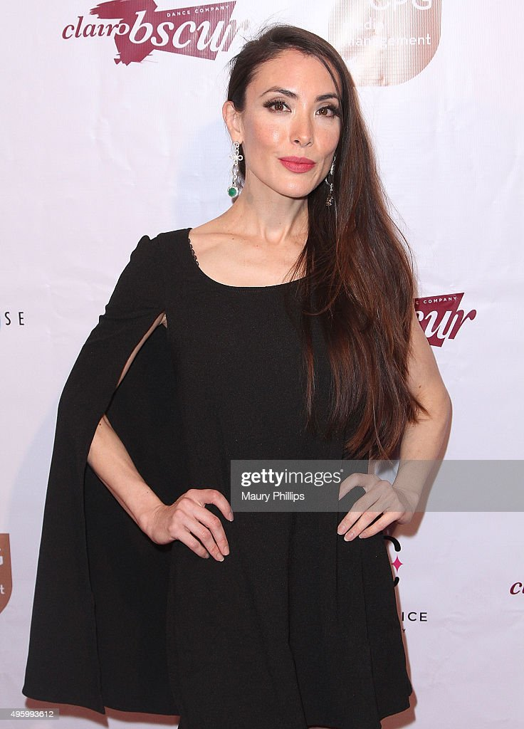 Mandy Amano attends Danse Avec Clairobscur at Aventine Hollywood on November 5, 2015 in Hollywood, California.
