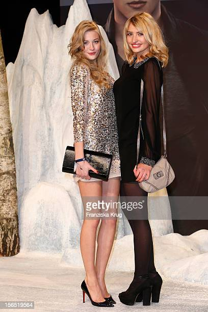 Entertainment Online Subscriptions GLR Included Mandy Bork and Sarina Nowak attend the 'Twilight Saga Breaking Dawn Part 2' Germany Premiere at...