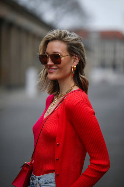 DEU: Street Style - Berlin - April, 2021