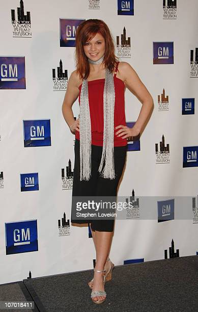 Mandy Bruno during New York Women in Film and Television's 26th Annual Muse Awards for Outstanding Vision Achievement at Rotunda Room in New York...