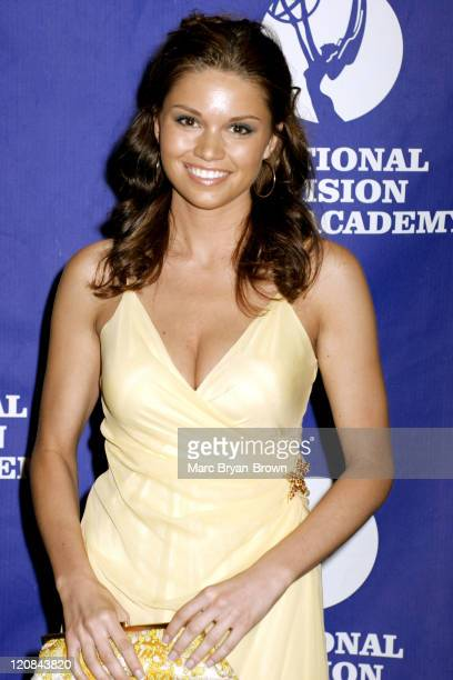 Mandy Bruno of Guiding Light during The 32nd Annual Creative Craft Daytime Emmy Awards at Mariott Marquis Hotel in New York City, New York, United...