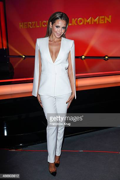 Mandy Capristo attends the Tribute To Bambi 2014 on September 25 2014 in Berlin Germany