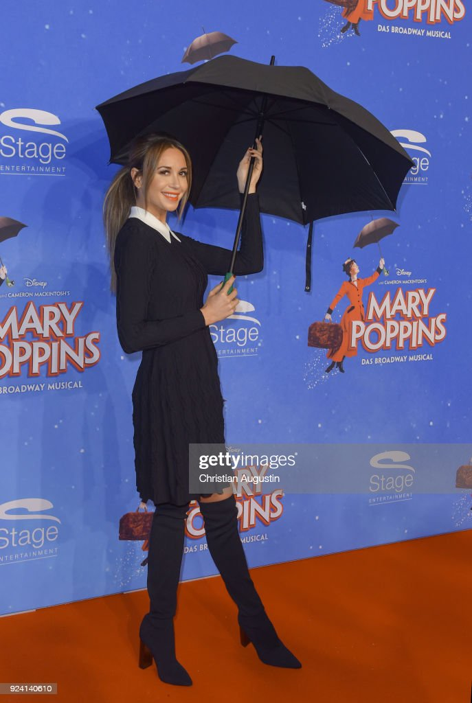 'Mary Poppins' Musical Premiere In Hamburg
