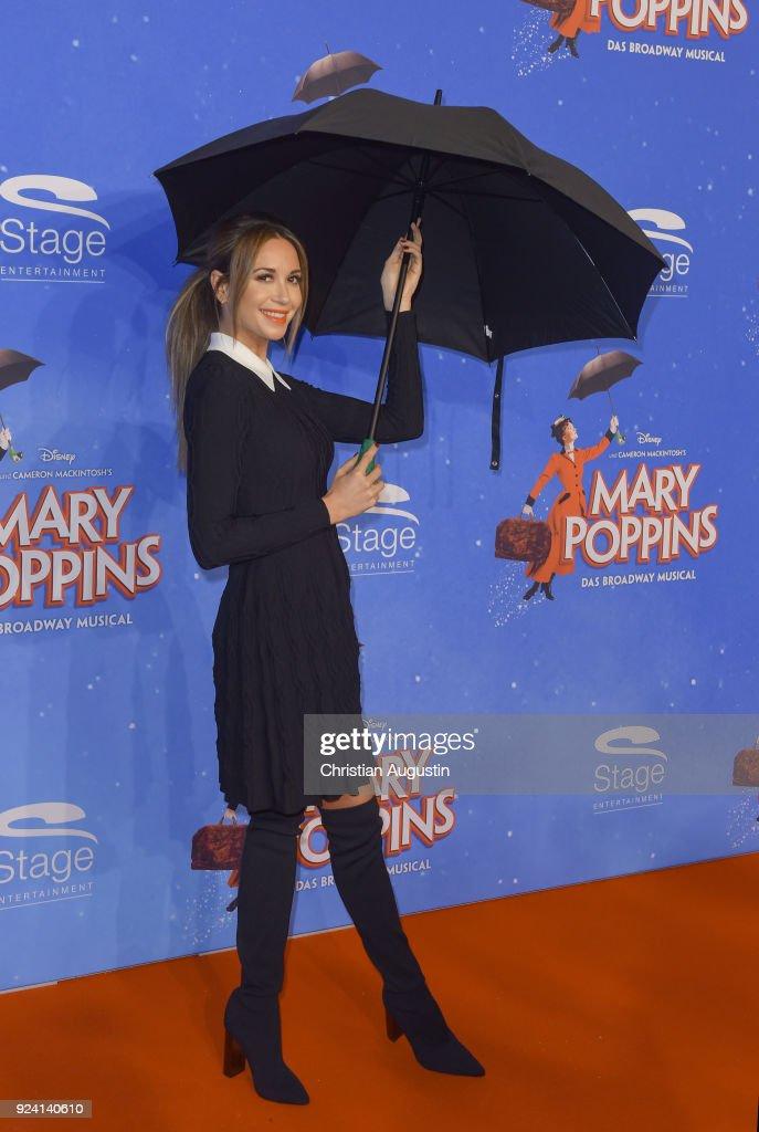 'Mary Poppins' Musical Premiere In Hamburg