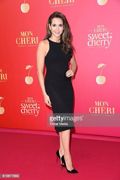 Mandy Grace Capristo attends the Mon Cheri Sweet Cherry Night on October 20 2016 in Berlin Germany
