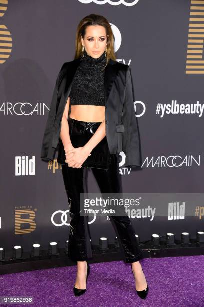 Mandy Grace Capristo attends the PLACE TO B Party on February 17 2018 in Berlin Germany