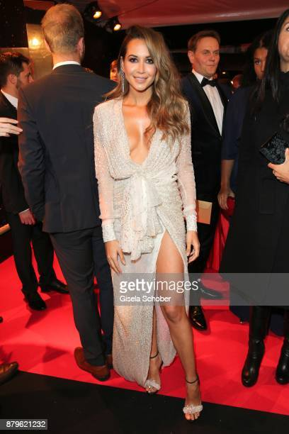 Mandy Grace Capristo during the Bambi Awards 2017 at Stage Theater on November 16 2017 in Berlin Germany