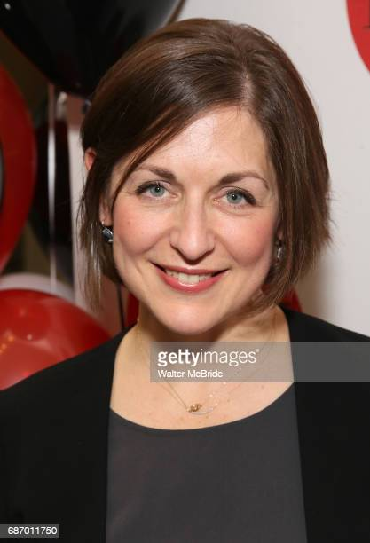 Mandy Greenfield attends the 2017 Lilly Awards at Playwrights Horizons on May 22 2017 in New York City