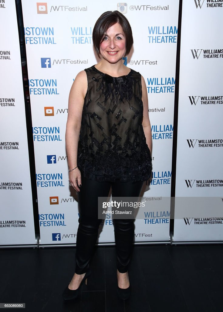 Mandy Greenfield attends the 2017 Williamstown Theatre Festival Benefit at TAO Downtown on March 13, 2017 in New York City.