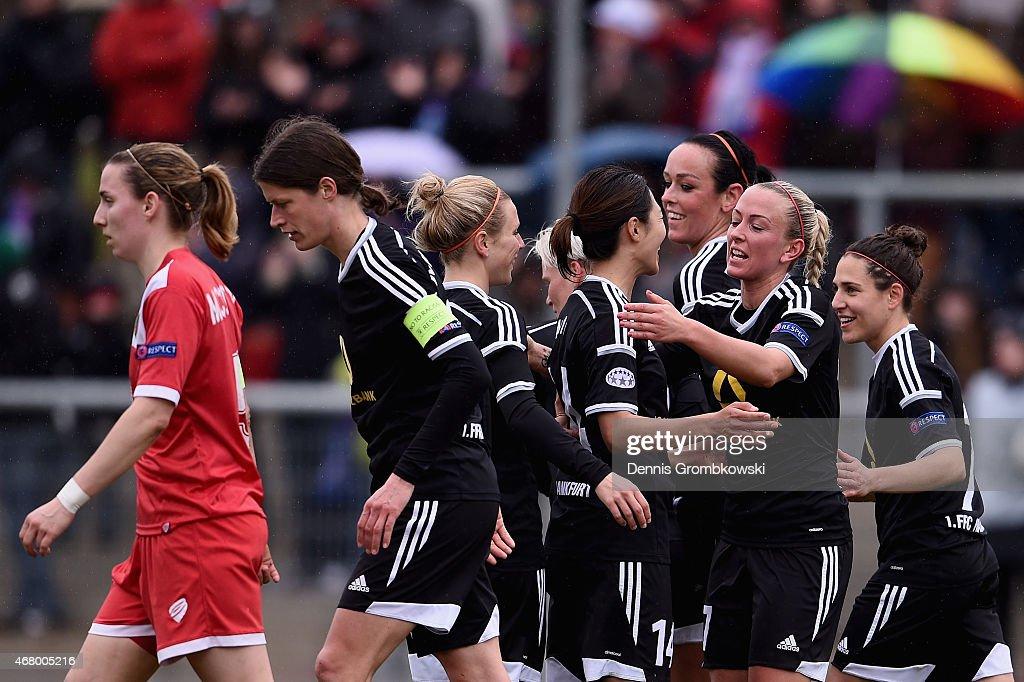 1. FFC Frankfurt v  Bristol Academy WFC - UEFA Women's Champions League