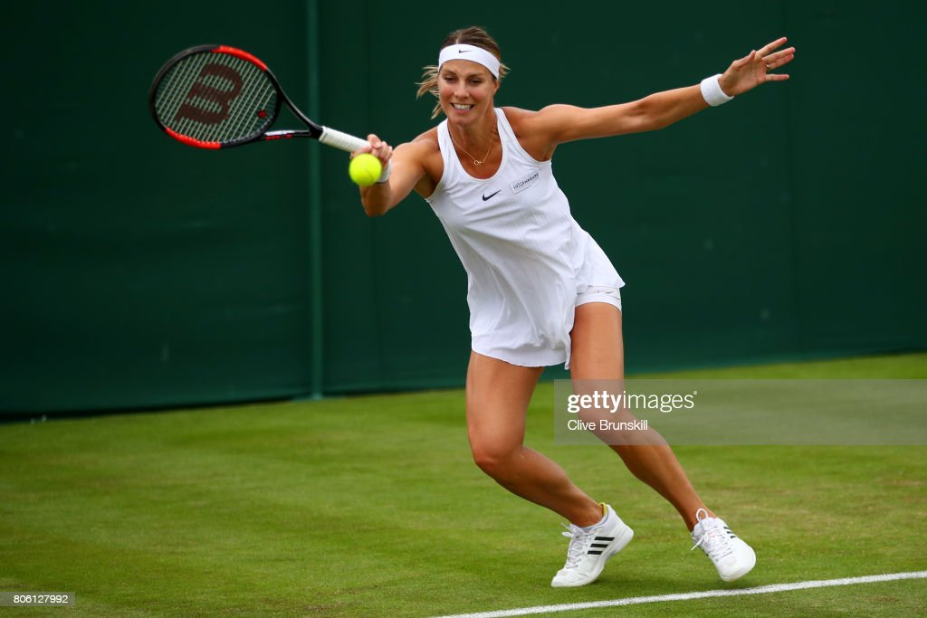 Day One: The Championships - Wimbledon 2017 : News Photo