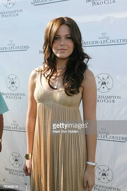 Mandy Moore 2007 Mercedes-Benz Bridgehampton Polo Challenge presented by Jaeger-LeCoultre