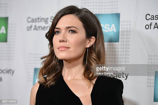 Mandy Moore arrives at the 2017 Annual Artios Awards at The Beverly Hilton Hotel on January 19 2017 in Beverly Hills California