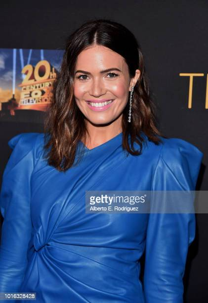 Mandy Moore attends an evening with 'This Is Us' at Paramount Studios on August 13 2018 in Hollywood California