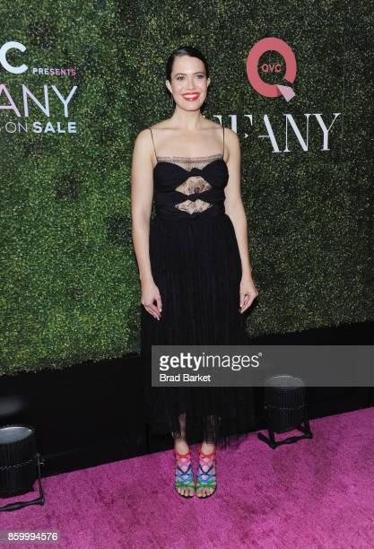 9cb763148e1982 Mandy Moore attends Annual QVC presents  FFANY Shoes On Sale  Gala at The  Ziegfeld