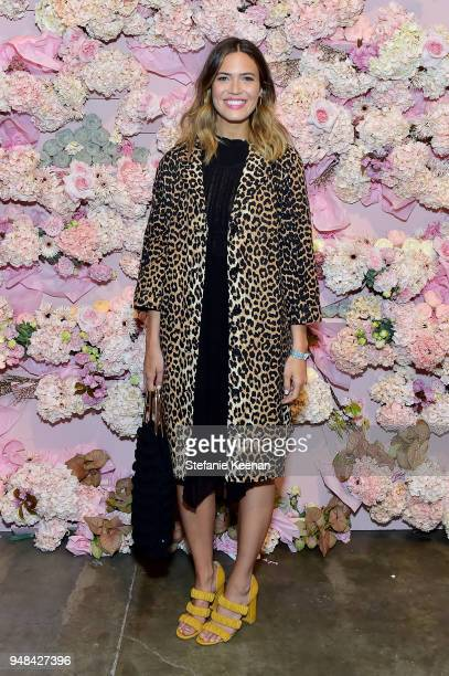 Mandy Moore attends Cupcakes and Cashmere Ten Year Anniversary Party at Trunk Club on April 18 2018 in Culver City California
