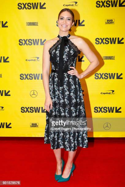Mandy Moore attends Featured Session The Cast of This Is Us during SXSW at Austin Convention Center on March 13 2018 in Austin Texas