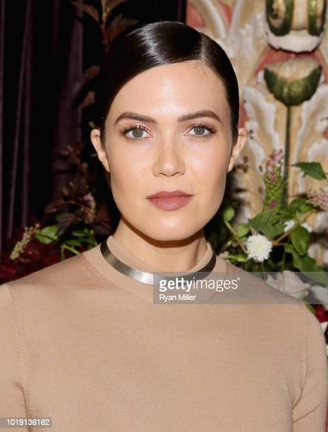 Mandy Moore attends Harper's BAZAAR and the CDG celebrate Excellence in Television Costume Design with the Emmy Nominated Costume Designers and...