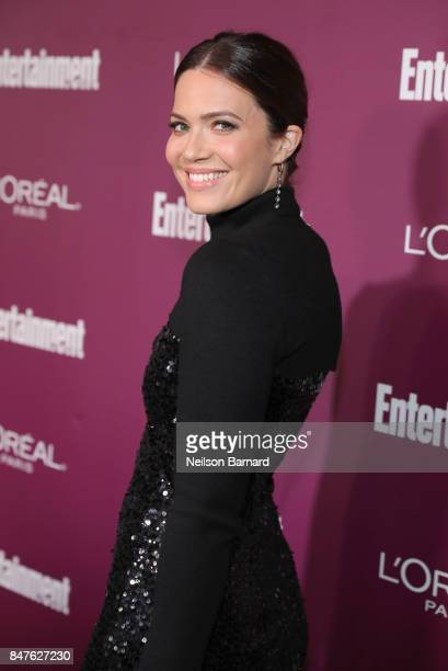 Mandy Moore attends the 2017 Entertainment Weekly PreEmmy Party at Sunset Tower on September 15 2017 in West Hollywood California