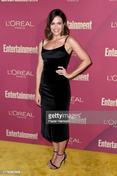 Mandy Moore attends the 2019 Entertainment Weekly PreEmmy Party at Sunset Tower on September 20 2019 in Los Angeles California