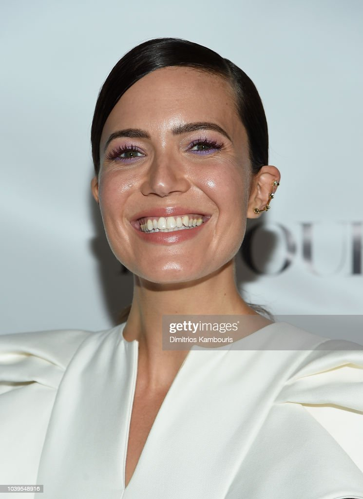 Mandy Moore Celebrates Dujour Magazine Cover
