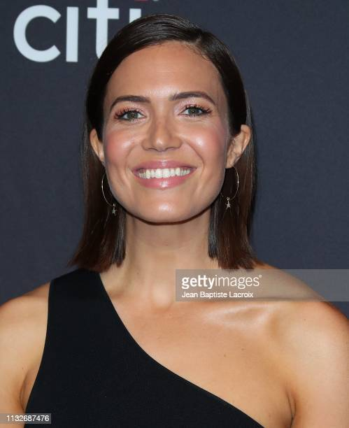 """Mandy Moore attends the Paley Center For Media's 2019 PaleyFest LA - """"Star Trek: Discovery"""" and """"The Twilight Zone"""" held at the Dolby Theater on..."""