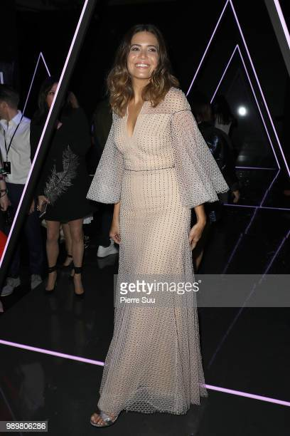 Mandy Moore attends the Ralph Russo Haute Couture Fall Winter 2018/2019 show as part of Paris Fashion Week on July 2 2018 in Paris France