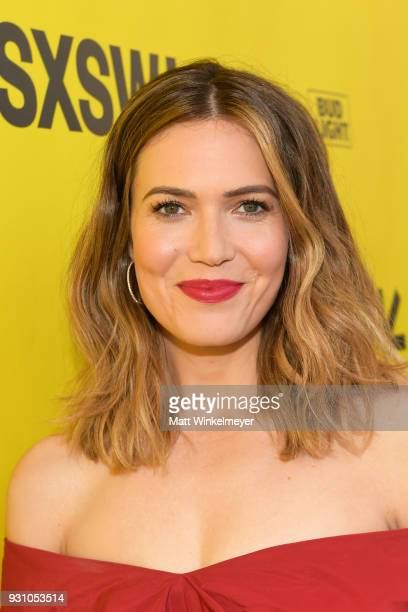 Mandy Moore attends the This is Us Premiere 2018 SXSW Conference and Festivals at Paramount Theatre on March 12 2018 in Austin Texas