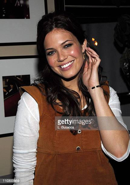 Mandy Moore during 2007 Park City Hollywood Life House Cocktail Party for Dedication at Hollywood Life House in Utah United States
