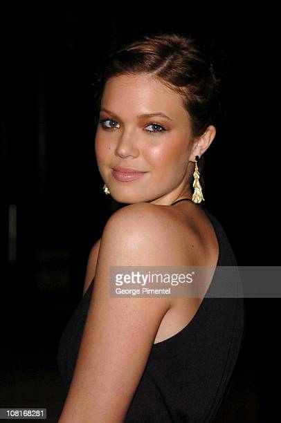 Mandy Moore during Atlantic Records at Warner Music Group 2005 After GRAMMY Awards Party at Pacific Design Center in Los Angeles, California, United...