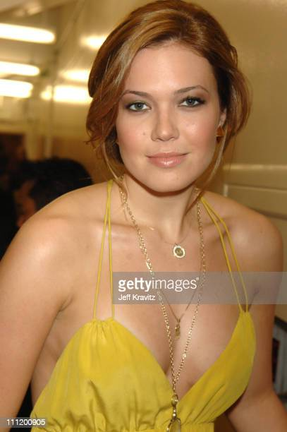 Mandy Moore during Nickelodeon's 20th Annual Kids' Choice Awards Audience and Backstage at Pauley Pavilion UCLA in Westwood California United States