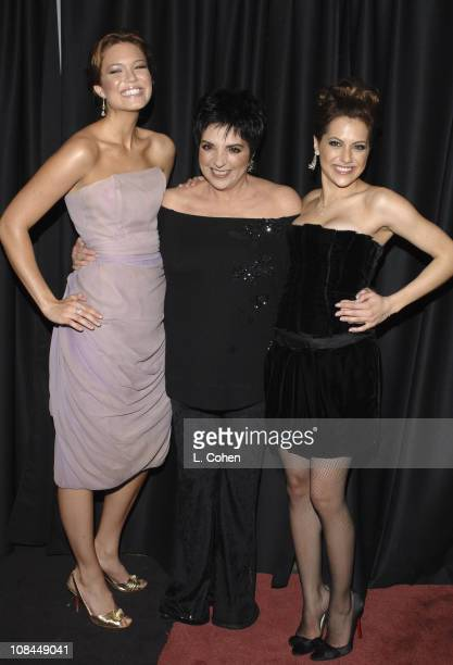d79d9a3e4237 Mandy Moore Liza Minnelli and Brittany Murphy during 16th Annual GLAAD  Media Awards Hollywood Backstage at
