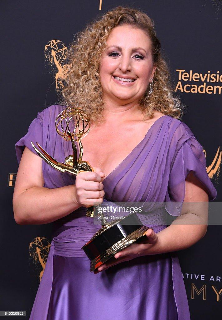 2017 Creative Arts Emmy Awards - Day 1 - Press Room