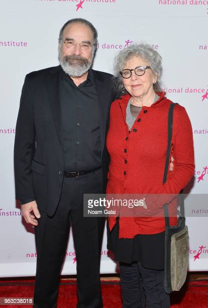 Mandy Patinkin and Kathryn Grody attend the National Dance Institute Annual Gala at The Ziegfeld Ballroom on April 30 2018 in New York City