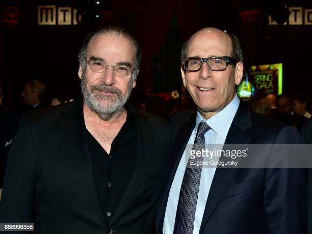 Mandy Patinkin and Matthew C Blank attend Matthew C Blank Honoring at Manhattan Theatre Club Spring Gala 2017 at Cipriani 42nd Street on May 22 2017...