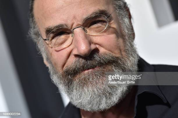 Mandy Patinkin arrives at the premiere of Amazon Studios' 'Life Itself' at ArcLight Cinerama Dome on September 13, 2018 in Hollywood, California.