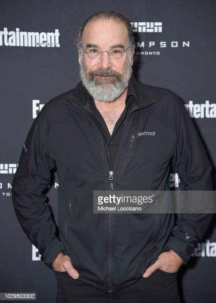 Mandy Patinkin attends Entertainment Weekly's Must List Party at the Toronto International Film Festival 2018 at the Thompson Hotel on September 8,...