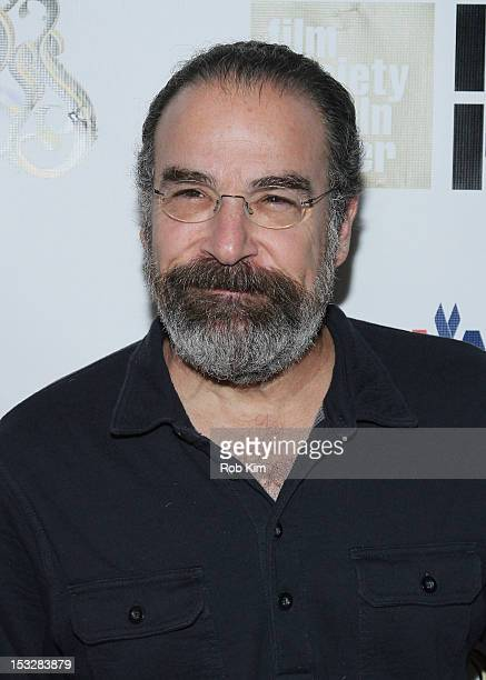 """Mandy Patinkin attends the 25th Anniversary Screening & Cast Reunion Of """"The Princess Bride"""" During The 50th New York Film Festival at Alice Tully..."""