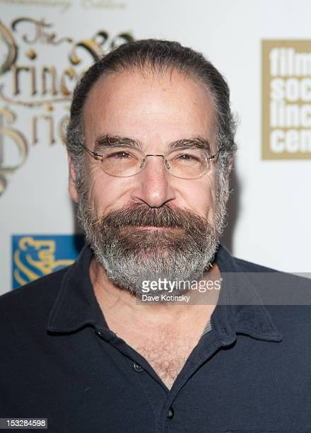 Mandy Patinkin attends the 25th Anniversary Screening Cast Reunion Of The Princess Bride during the 50th annual New York Film Festival at Alice Tully...