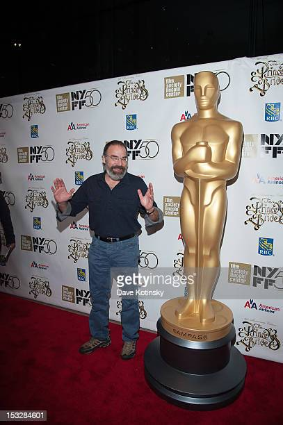 Mandy Patinkin attends the 25th Anniversary Screening Cast Reunion Of 'The Princess Bride' during the 50th annual New York Film Festival at Alice...