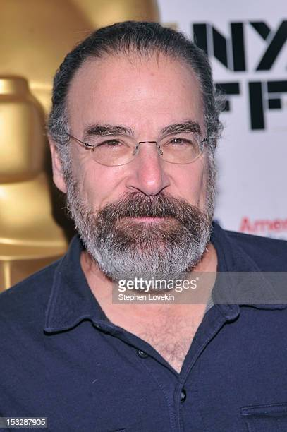 Mandy Patinkin attends the 25th anniversary screening cast reunion of 'The Princess Bride' during the 50th New York Film Festival at Alice Tully Hall...