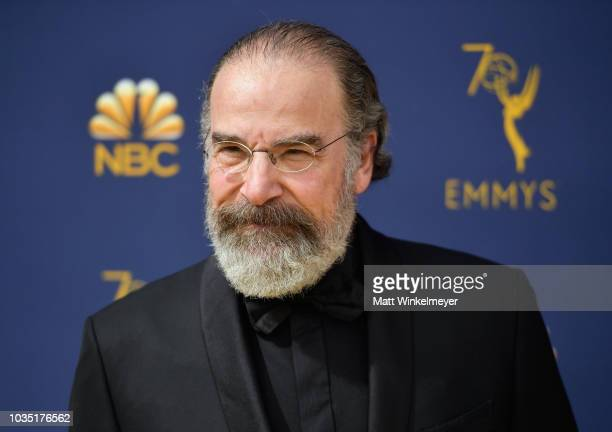 Mandy Patinkin attends the 70th Emmy Awards at Microsoft Theater on September 17, 2018 in Los Angeles, California.