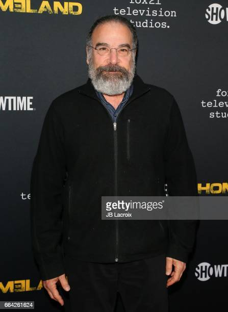 Mandy Patinkin attends the ATAS Emmy Screening of Showtime's 'Homeland' on April 03, 2017 in Los Angeles, California.