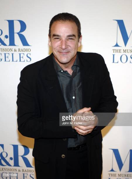 Mandy Patinkin attends The Museum Of Television & Radio's Gala Honoring Leslie Moonves and Jerry Bruckheimer at it Anual Los Angels Gala at the...