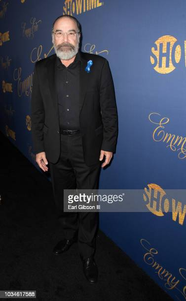 Mandy Patinkin attends the Showtime Emmy Eve Nominees Celebration at Chateau Marmont on September 16, 2018 in Los Angeles, California.