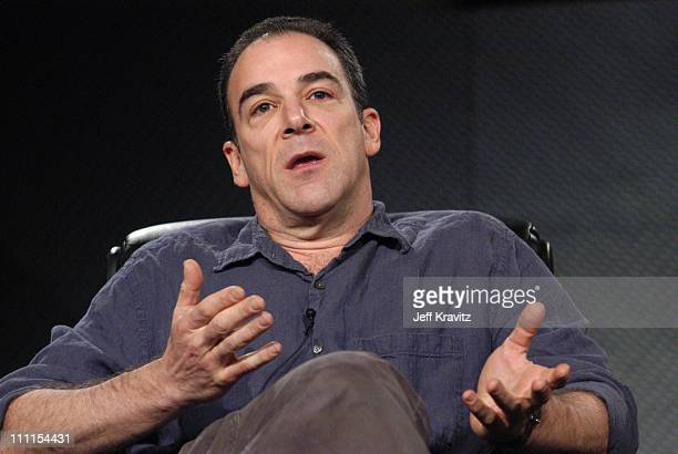 Mandy Patinkin during Showtime Networks Inc. Television Critics Associations Presentation at Renaissance Hotel in Hollywood, CA, United States.