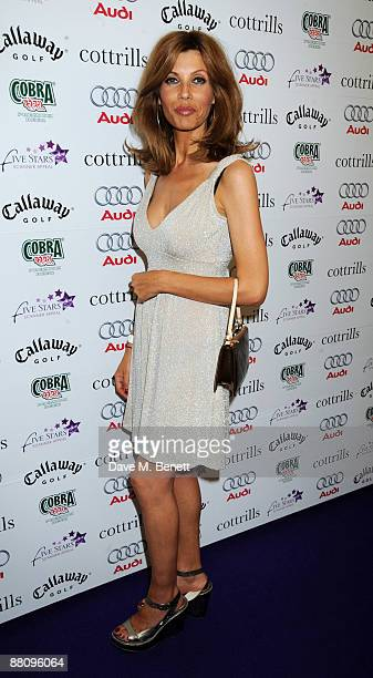 Mandy Smith attend the 5 Stars Scanner Appeal on June 1 2009 in Sutton Coldfield United kingdom