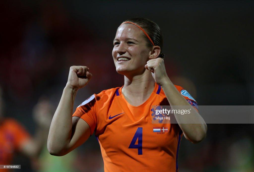 Netherlands v Denmark - UEFA Women's Euro 2017: Group A